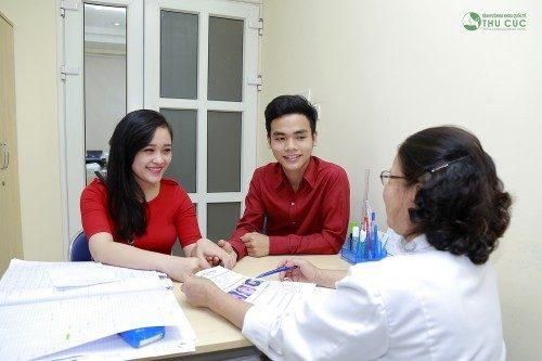 Hãy thăm khám bác sĩ để được kiểm tra, nắm bắt nguyên nhân và cách xử trí