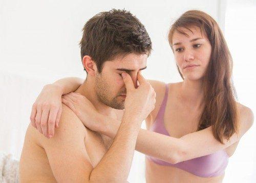 Bệnh chít hẹp bao quy đầu có ảnh hưởng gì?
