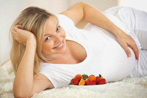 Bị tiểu đường khi mang thai nên ăn gì?