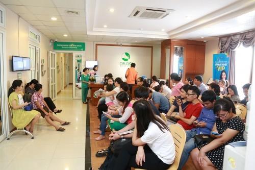 Bệnh viện Thu Cúc được đánh giá là địa chỉ khám phụ khoa uy tín Hà Nội và nhận được sự tin tưởng của nhiều bệnh nhân