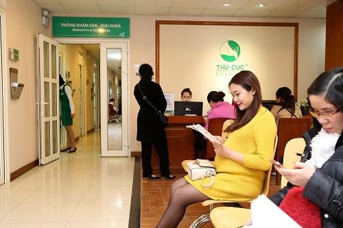 Bệnh viện Thu Cúc là địa chỉ khám sản khoa uy tín được đông đảo mẹ bầu tin chọn.