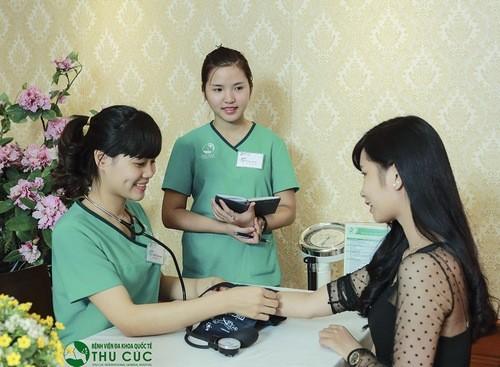 Sự tận tình, thoải mái và chu đáo là cảm nhận của khách hàng khi khám thai tại đây
