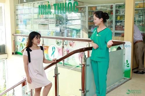Mục sở thị hình ảnh khám phụ khoa tại Bệnh viện Thu Cúc