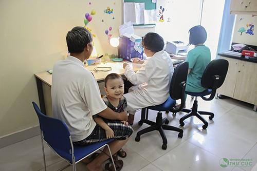 Tìm hiểu bệnh hẹp bao quy đầu ở trẻ em
