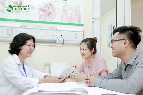Tìm hiểu tình trạng đau bụng dưới bên trái ở nữ