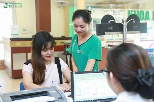 Các mẹ nên tới thăm khám tại các sơ sở uy tín nếu tình trạng kéo dài