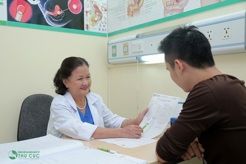 Nếu thấy tình trạng bị ngứa xung quanh dương vật kéo dài cần đi khám cụ thể, tìm nguyên nhân và được bác sĩ chỉ định phương pháp điều trị phù hợp.