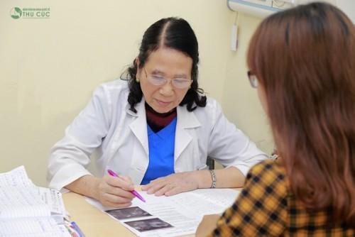 Cần nhanh chóng đến cơ sở y tế để được bác sĩ tìm nguyên nhân và có chỉ định phương pháp phù hợp.