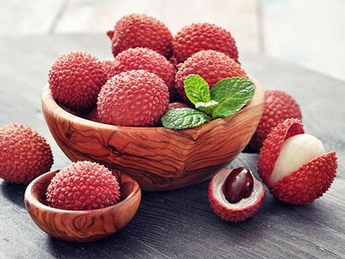 Vải thiều là loại trái cây thơm ngon, nhiều thành phần dinh dưỡng