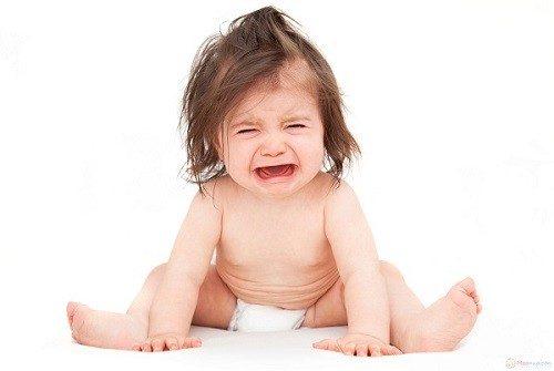 Ngứa vùng kín ở trẻ em