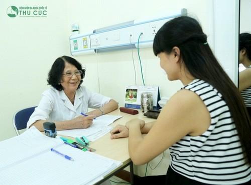 Bệnh viện Đa khoa Quốc tế Thu Cúc là một địa chỉ khám và điều trị bệnh hạ cam mềm được nhiều bệnh nhân tin chọn.