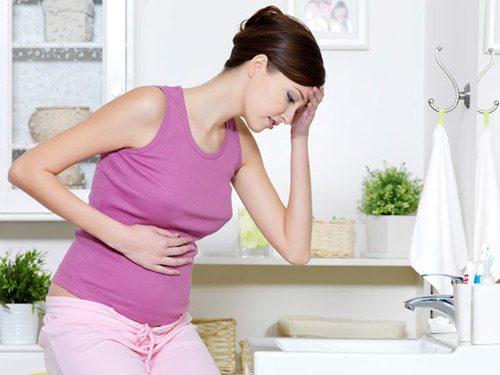 Chảy máu khi mang thai là một tình trạng khiến mẹ bầu lo lắng.