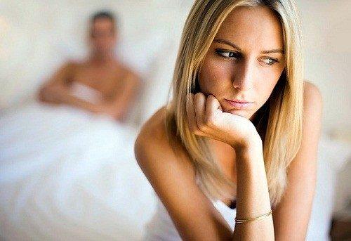 Trầm cảm ít cảm thấy kích thích, giảm cực khoái, thậm chí đau khi quan hệ tình dục