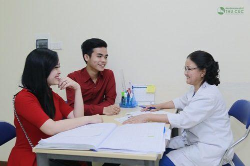 Khi có dấu hiệu viêm nhiễm vùng kín tái phát, hãy đến cơ sở y tế thăm khám lại tình trạng, việc điều trị cần thực hiện ở cả chồng để tránh lây nhiễm chéo