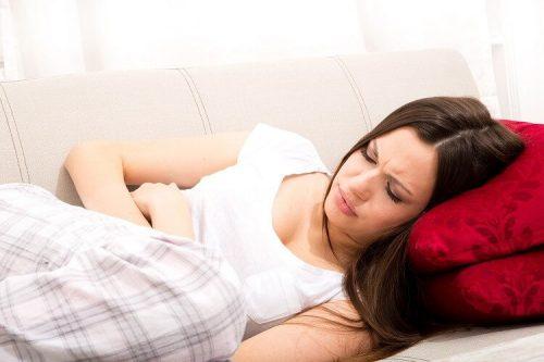 Khi ngưng thuốc, cơ thể chưa kịp phản ứng sẽ dẫn đến rối loạn kinh nguyệt.