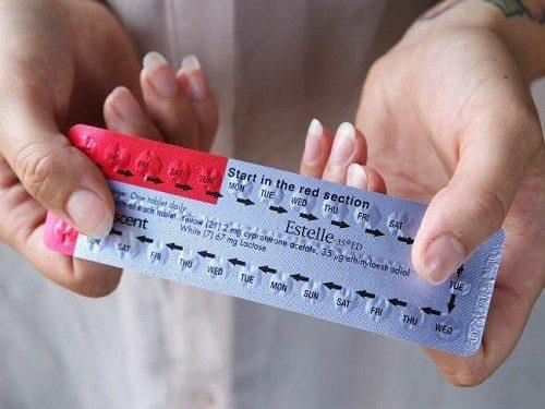 Tác dụng của thuốc tránh thai hàng ngày
