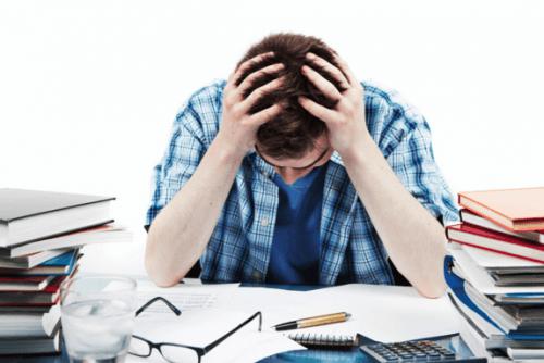 Nghiên cứu cyho thấy khả năng sinh sản của phái mạnh sẽ bị giảm sút nếu liên tục bị căng thẳng trong cuộc sống.