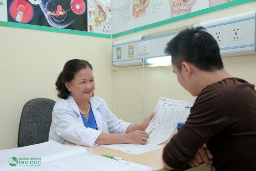 Cần đến cơ sở y tế tìm nguyên nhân để được điều trị thích hợp ngay khi có hiện tượng.