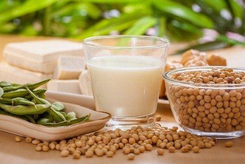 Đậu và chế phẩm từ đậu rất tốt trong ngăn ngừa phát triển của các polyp cổ tử cung.