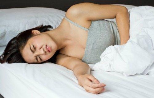 Bệnh lạc nội mạc tử cung là một chứng bệnh gây đau bụng kinh cho chị em.