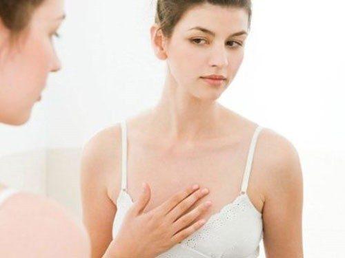 Ngực đau thế nào là có thai?