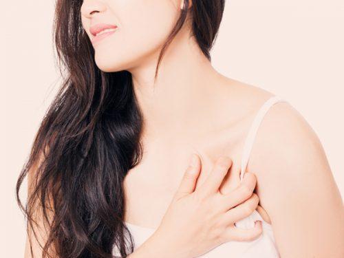 Tình trạng đau ngực có thể xuất hiện ngay ngày thứ 2, thứ 3 sau khi thụ thai.