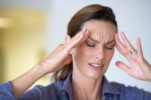 Choáng váng, đau đầu, mệt mỏi... là những triệu chứng thiếu sắt khi mang thai.
