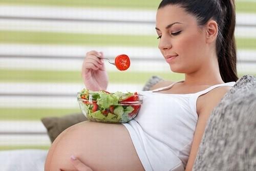 Cách tăng sức đề kháng khi mang thai