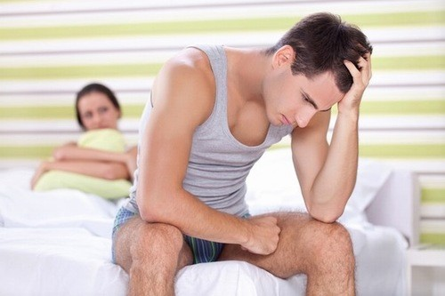 Yếu sinh lý ở nam giới – nguyên nhân và cách khắc phục