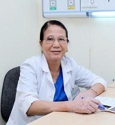 Bác sĩ Kim Thị Phúc