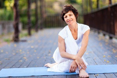 Đậu nành giúp giảm các triệu chứng của thời kì mãn kinh.