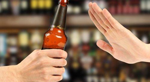 Tránh xa các chất kích thích như thuốc lá, rượu bia, cà phê.