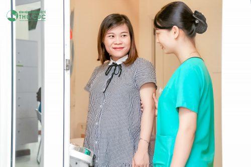 nhiet-mieng-khi-mang-thai-nguyen nhan- trieu trung- cac -phuong -phap-dieu- tri-5