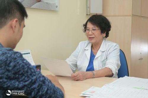Trường hợp nam giới phát hiện những bệnh nguy hiểm có nguy cơ ảnh hưởng chất lượng tinh trùng, cần đi khám ngay tìm đúng nguyên nhân và được bác sĩ chỉ định điều trị thích hợp.