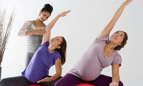 Tập thể dục tốt cho mẹ sinh thường lần 2.