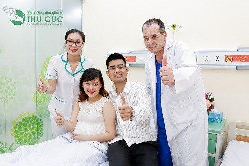 Dịch vụ thai sản ở thu cúc có tốt không?