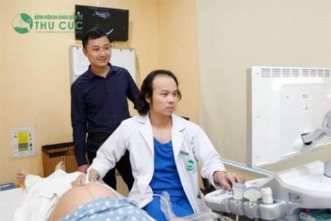 Trao đổi với bác sĩ thật kỹ về lần sinh trước đó cũng như tình trạng sức khỏe hiện tại.