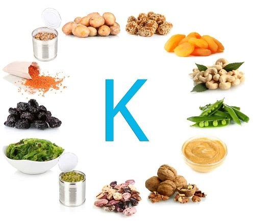 Nhóm vitamin K tự nhiên có trong thức ăn và đường ruột do vi khuẩn có lợi tạo ra.