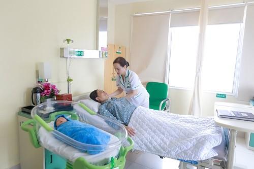 Ưu đãi khuyến mại thai sản trọn gói tháng 6/2018 Bệnh viện ĐKQT Thu Cúc
