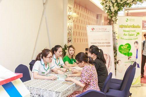Hội thảo tiền sản Mang thai an toàn – Sinh con khỏe mạnh