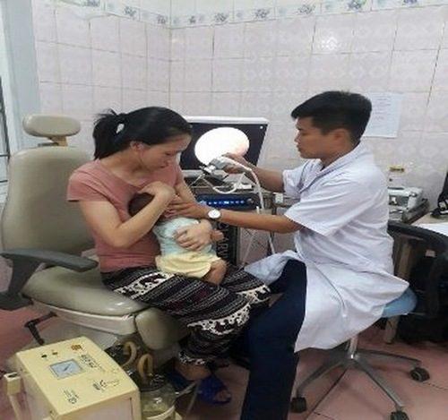 Sức khỏe bé Châu đã ổn định, các chỉ số xét nghiệm trong mức an toàn.