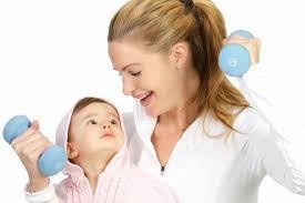 Tập luyện nhẹ nhàng và khoa học cải thiện sức khỏe mẹ