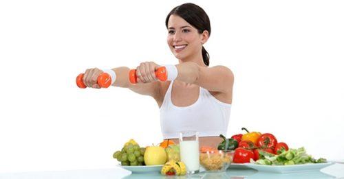 giảm cân sau sinh nhờ ăn bắp hàng ngày