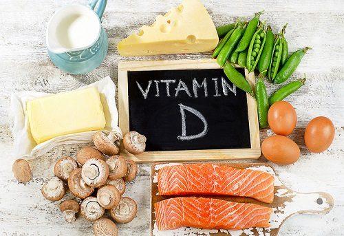 Vitamin D từ thực phẩm là nguồn bổ sung an toàn cho phụ nữ.