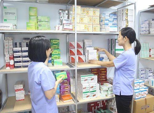 Bán hàng hiệu quả nhờ phần mềm CNTT tại hiệu thuốc