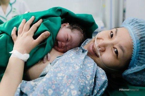 Ưu đãi khuyến mại thai sản trọn gói tháng 7/2018 Bệnh viện ĐKQT Thu Cúc