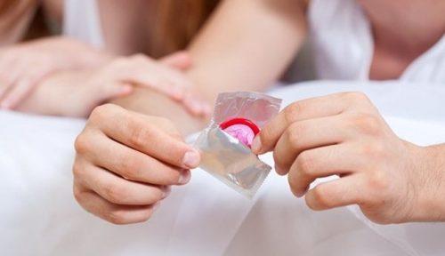 Hãy chú ý đến biện pháp tránh thai ngay từ lần quan hệ lại đầu tiên sau sinh.