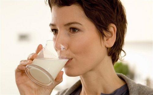 mỗi loại sữa thì sẽ có tỉ lệ thành phần dinh dưỡng khác nhau