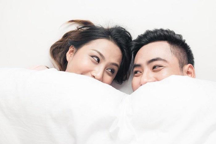 Quan hệ khi mang thai có được không