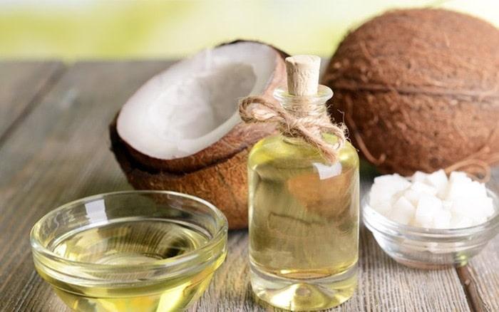 Dầu dừa làm co dãn tầng sinh môn và giúp cổ tử cung mở rộng hơn